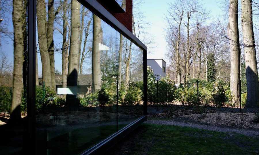 Van bos naar tuin