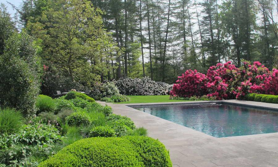Engelse tuin in Affligem