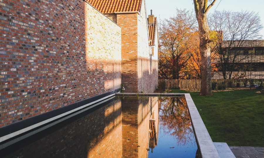 honderd procent tuinieren in centrum Gent